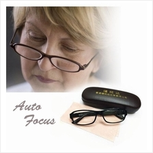 Smart Auto Focus Magic Reading Glasses/Cermin Mata Membaca