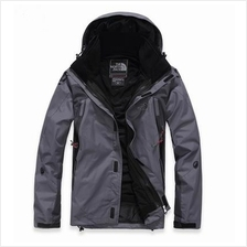 NorthFace 3 in 1 wind/rain proof 2 layer Jacket