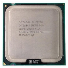 Intel Core 2 Duo E7200 2.53GHz Dual-Core (EU80571PH0613M) Processor