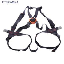 CAMNA CLIMBING HARNESS ROCK CAVING SAFETY BELT BODY GUARD FALL PROTECTION SECU