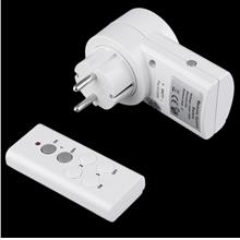 1 Wireless Remote Control Power Outlet Light Switch Socket 1 Remote EU..