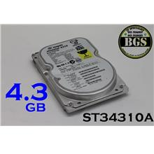 Seagate Medalist 4.3GB IDE Internal Hard Disk Drive ~Working condition