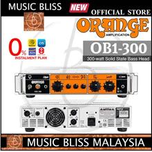 Orange OB1-300 300W Single Channel Solid State Bass Head