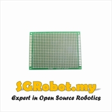 6x8 cm Prototype Single-Side PCB 8x12 Panel Universal Board