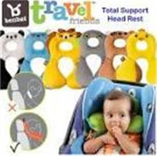 Baby Kids Benbat Travel Neck Support Pillow Headrest - Stroller Car se