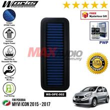 PERODUA MYVI ICON 1.3/1.5 2015 - 2017 WORKS ENGINEERING AIR FILTER