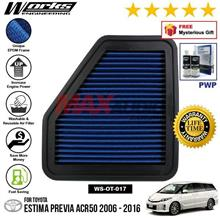TOYOTA ESTIMA PREVIA ACR50 2006 - 2016 WORKS ENGINEERING AIR FILTER