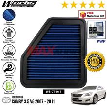 TOYOTA CAMRY 3.5 V6 2007 - 2011 WORKS ENGINEERING AIR FILTER