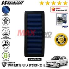 PROTON SAGA BLM SE FL FLX SV 2008 - 2015 WORKS ENGINEERING AIR FILTER