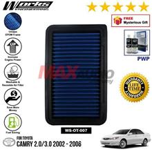 TOYOTA CAMRY 2.0/3.0 2002 - 2006 WORKS ENGINEERING AIR FILTER