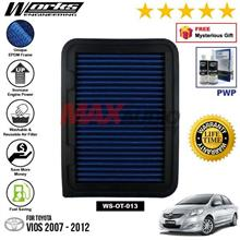 TOYOTA VIOS 2007 - 2012 WORKS ENGINEERING AIR FILTER
