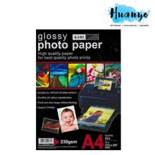 KAMI A4 Glossy Photo Paper 230gsm/20's