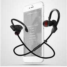 Bluetooth 4.1 Low-noise Stereo Sport Earphones With Microphone&Ear-hoo..