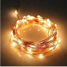 10M/33FT 100LED Copper Wire Xmas Wedding Party String Fairy Light DC 1..