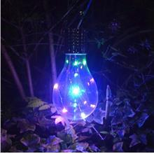 Solar Waterproof Rotatable Garden Balcony Hanging LED Light