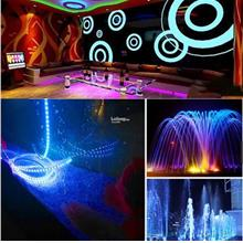 RGB 5050 SMD LED Strip Light Flexible Non-Waterproof LED Tape Lamps US
