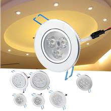 9W/12W LED Downlight Ceiling Recessed Light Bulb + LED Driver Warm Whi..