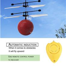 RC Infrared Induction Helicopter Aircraft Flying Ball With LED Kid-Toy
