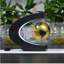 High Tech Antigravity Floating Magnetic Globe with LED Light Gift Deco..