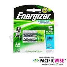 Energizer NH15VBP2 R1A1 1500 Rechargeable Battery Pack (2's)