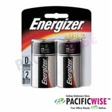 Energizer Battery D (2unit)
