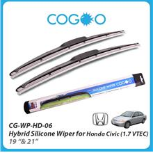Cogoo Hybrid Silicone Wiper For Honda Civic (1.7 VTEC) 19' & 21'