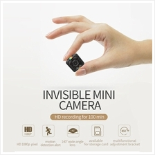 Mini Hidden Spy Camera 2 Hours IR Night Vision