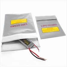 RC LiPo Li-Po Battery Fireproof Safety Guard Safe Bag Charging Sack