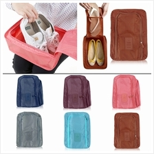 Travel Waterproof Portable Thickened Shoes Box shoe Storage Bag Organi..