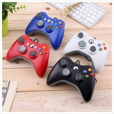 USB Wired Joypad Gamepad Controller For Microsoft Xbox & Slim 360 PC W..