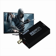 MINI SD-SDI HD-SDI 3G-SDI to HDMI 1080P Converter 2.97Gbit camera to T..