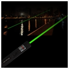 Powerful SD303 Adjustable Focus 532nm Green Laser Pointer Light NEW