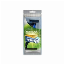 WATSONS Twin Blade Razor Men 2s)