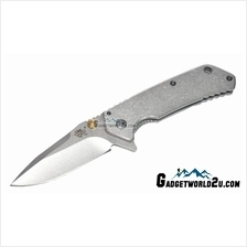 Sanrenmu 7056LUF-SF Frame Lock Folding Knife