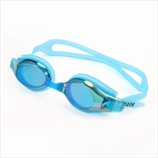 XinHang XH7610 Swimming Goggles with Anti Fog UV Protection (BLUE LAGOON)