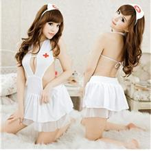 A174 SEXY NURSE DRESS UNIFORM COSPLAY - Sexy Lingerie