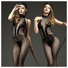 RIMES SEXY BODY STOCKING CATSUIT 8019 Sexy Lingerie Women Baju