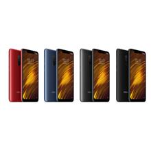 Xiaomi Pocophone F1 [128GB / 64GB ROM + 6GB RAM] International Set