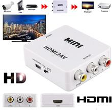 [READY STOCK]HDMI2AV HD Video Converter