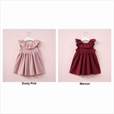BBD Baby Girl Dress with Back Bow Knot BB987