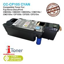 Fuji Xerox CP105 / CP205 / CP215 / CM205 / CM215 Cyan (Single Unit)