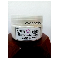 Unscented Bentonite Clay - 100grams