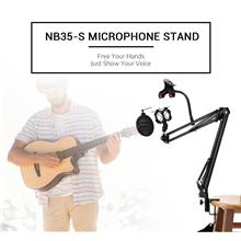 SCIMELO NB35 - S Professional Microphone Stand Suspension Boom with Po..