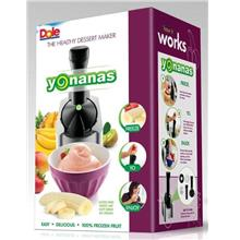 Yonauas Frozen Fruit Ice Cream Maker