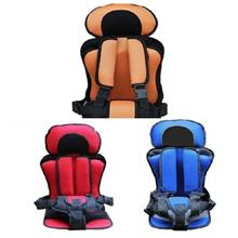 Protable Baby Car Seat Blue