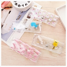 Korean~Cute Creative PVC Glasses Case