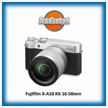 NEW Fujifilm X-A10 Kit 16-50mm + Sandisk Ultra SDHC 32Gb