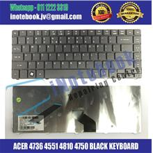 ACER ASPIRE 4736 4551 4810 4750 4736Z 4736G 4738 BLACK KEYBOARD