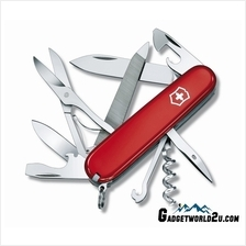 Victorinox Mountaineer Red Multitool Pocket Knife 1.3743