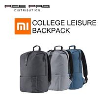 XIAOMI Mi College Leisure Backpack: 20L Water Resistant 15' Laptop Bag